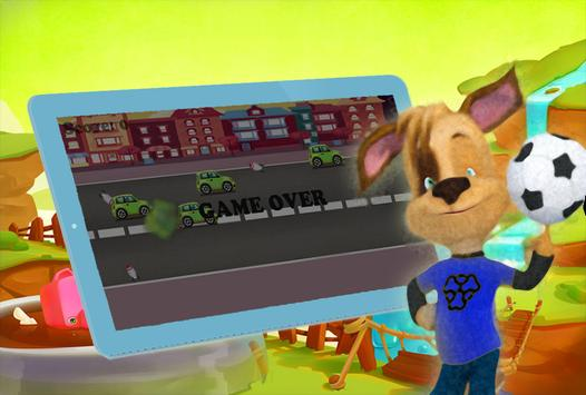 pooches racing apk screenshot