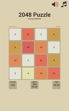 2048 Puzzle screenshot 12