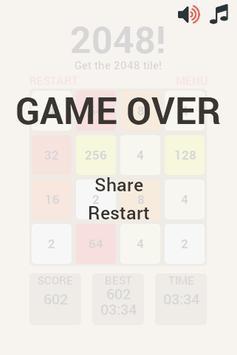 2048 Puzzle screenshot 2