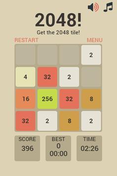 2048 Puzzle screenshot 3