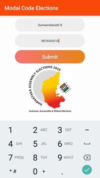 (By BBMP) MCC Karnataka GE 2018 screenshot 10