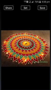 5000+ Rangoli Designs apk screenshot
