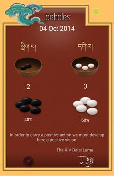 White Pebbles+ poster