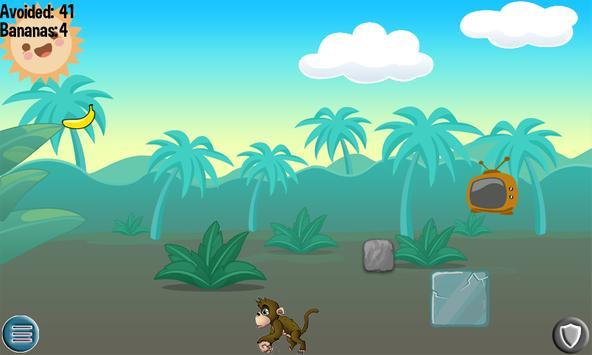 Beware Monkey apk screenshot