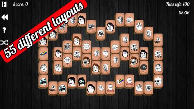 Mahjong with Memes poster