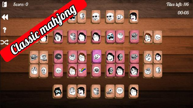 Mahjong with Memes screenshot 14