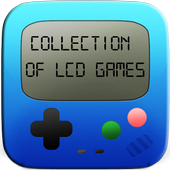 Collection of LCD games icon