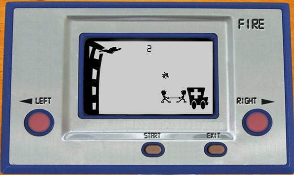 Collection of LCD games apk screenshot