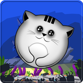 Tap the Cat icon