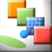 Material Blocks icon