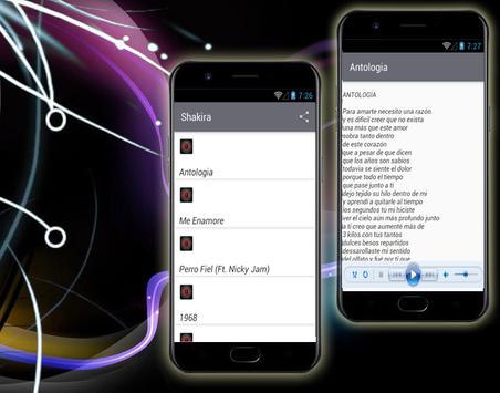 (Nueva) Shakira - Antologia screenshot 1