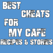 Cheats For My Cafe Recipes & Stories simgesi