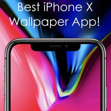 best wallpapers app for iphone x