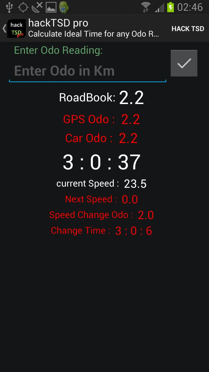 hack TSD pro Rally Computer for Android - APK Download