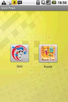 Quiz and Puzzles poster