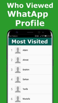 Who Viewed My WhatApp Profile? poster