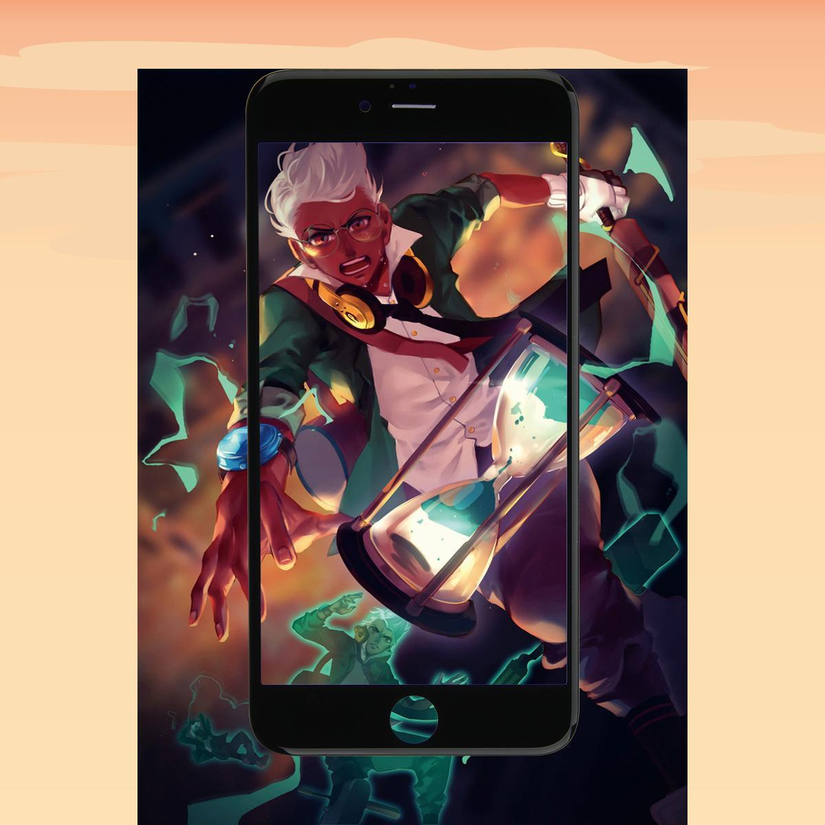 Ekko Hd Lol Wallpapers For Android Apk Download