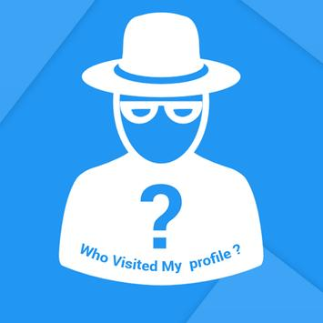 Who are checking my profile ? apk screenshot