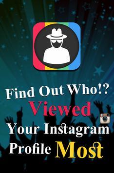 InstaStalker Profile Instagram apk screenshot