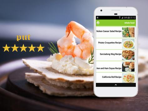 Whole food apk download free lifestyle app for android apkpure whole food poster whole food apk screenshot forumfinder Gallery
