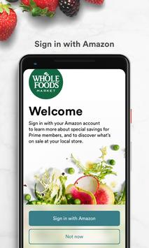 Whole Foods Market poster