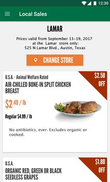 Whole Foods Market apk screenshot