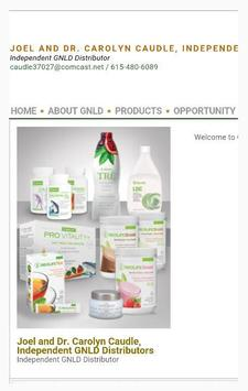 Whole Food Supplements poster