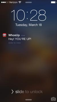 Who's Up? Beer Pong apk screenshot