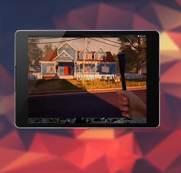 Hello Neighbor Alpha 3 Guide apk screenshot