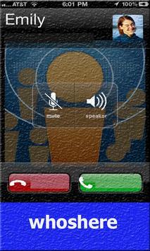 whоshere apk screenshot