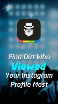 Who Stalks My Instagram poster