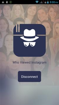 Who Viewed Instagram Profile poster