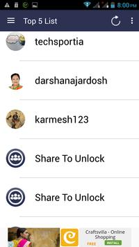 Who Viewed Instagram Profile apk screenshot