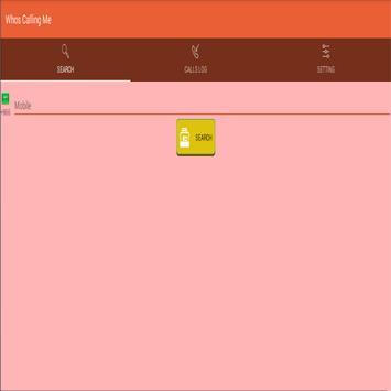 كشف هوية المتصل apk screenshot