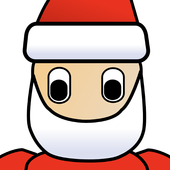 Is a Christmas Counter icon