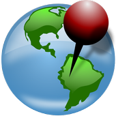 Is A Place Locator icon