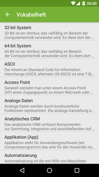 eVoc screenshot 6