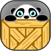 Sokopanda - Sokoban Detention icon