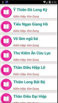 Truyen Kim Dung poster