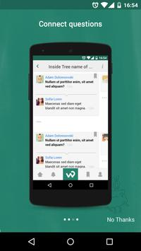 WhyTree apk screenshot