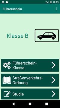 Führerschein apk screenshot