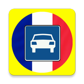 Signalisation routière France icon