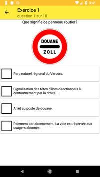 Signalisation routière France screenshot 4
