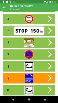 Signalisation routière France screenshot 6