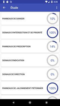 Signalisation routière France screenshot 2