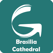 Brasilia Cathedral Tour Guide icon