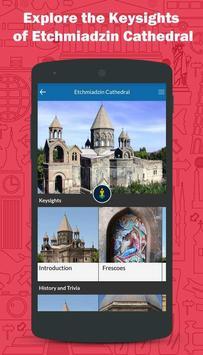 Etchmiadzin Cathedral Tour apk screenshot