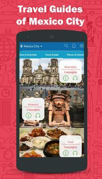 Mexico City Audio Tour Guide apk screenshot