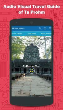 Ta Prohm Angkor Cambodia Guide screenshot 1