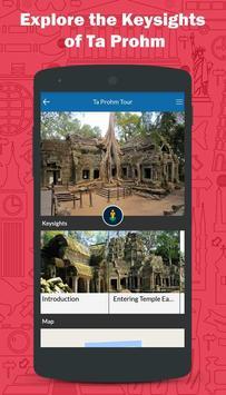 Ta Prohm Angkor Cambodia Guide screenshot 2